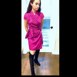 Beautiful DVF dress
